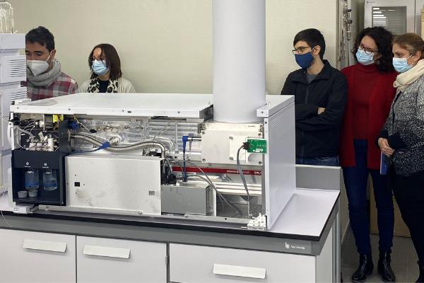 Nanomateriales con contenido orgánico y bio: caracterización, separación y cuantificación